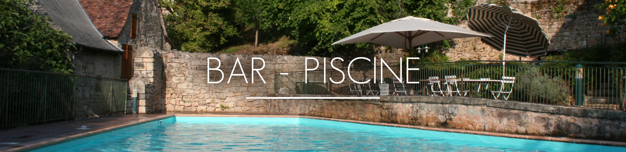 La boissi re piscine for Bar gonflable pour piscine